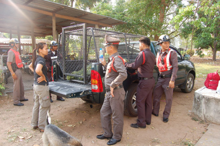 Poaching - Wild Animal Confiscation